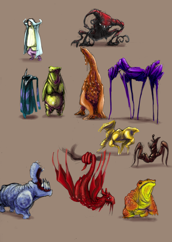 creatures_carvan