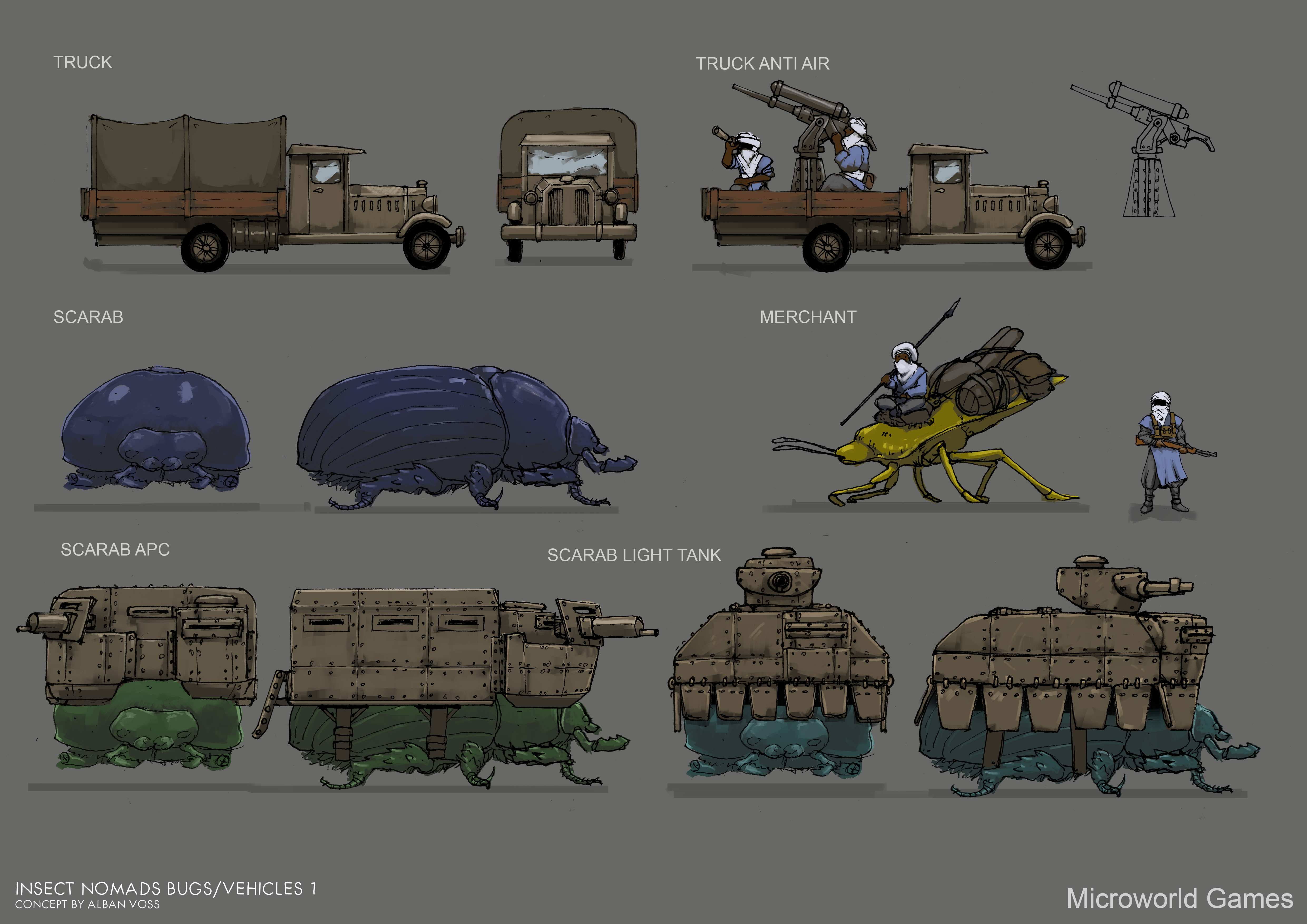 InsectNomads_bugs-vehicles