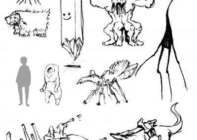 Lebewesen - Dämonenwelt